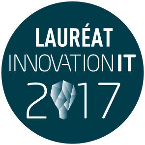Lauréat IT innovation 2017