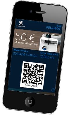 Peugeot SmarteCard