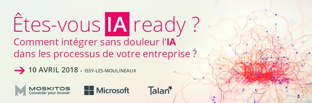 Are you IA ready ?